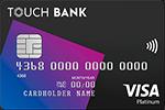 TouchBank Visa Platinum