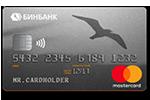 Бинбанк Platinum с кэшбэком