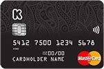 карта кукуруза Masterсard PayPass Black